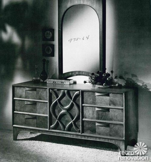 vintage-stanley-furniture theme II line