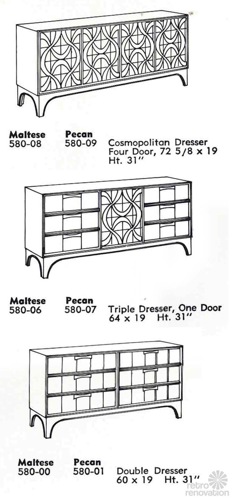 vintage stanley furniture dressers theme browning furniture