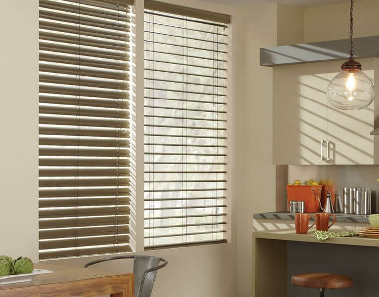 Which Way To Tilt Horizontal Blinds Slats Up Or Down