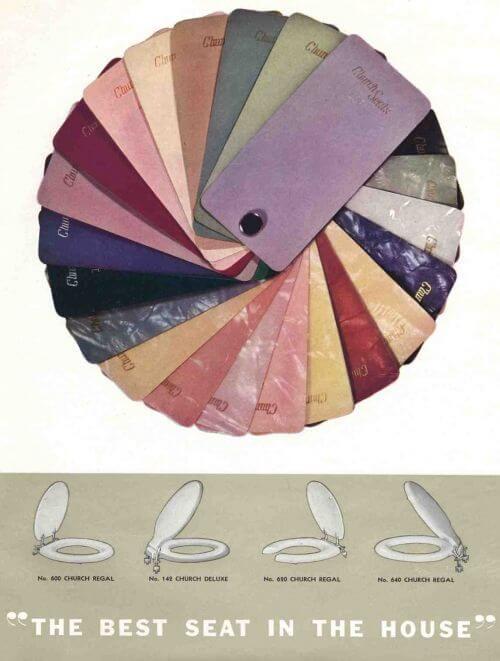 1940s colors