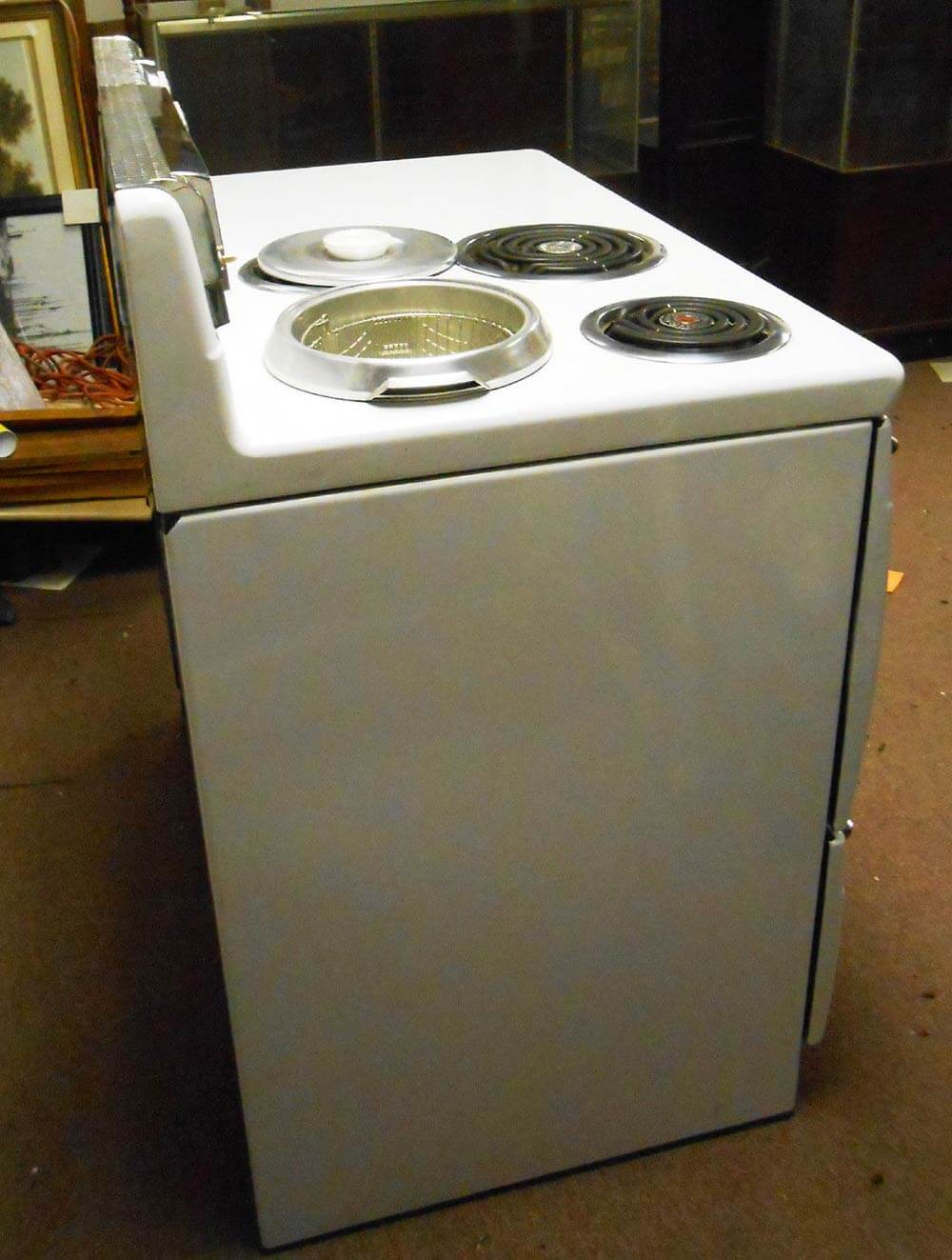 Westinghouse Kitchen Appliances New Old Stock Westinghouse Dd 74 Range Discovered After 60 Years