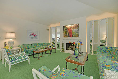 80s-white-and-green-living-room