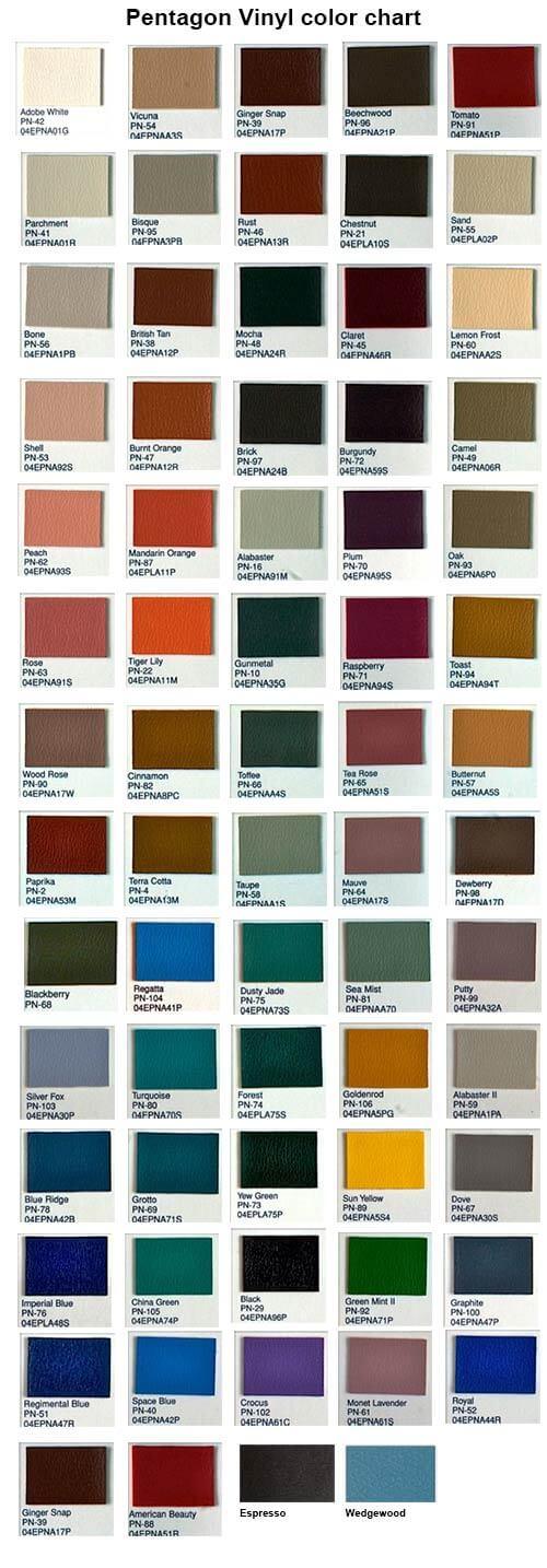 Pentagon-Vinyl-colors