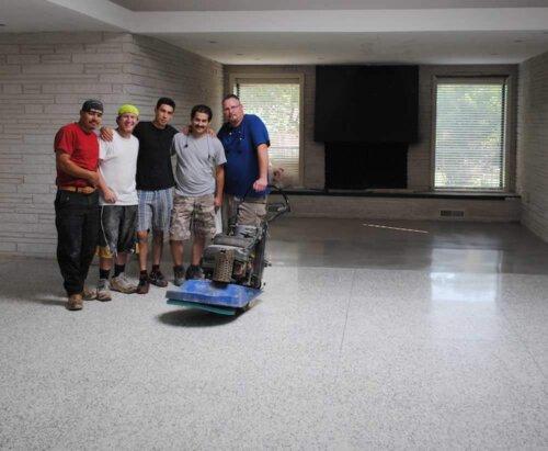 floor refinishers