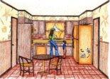 that 70s kitchen