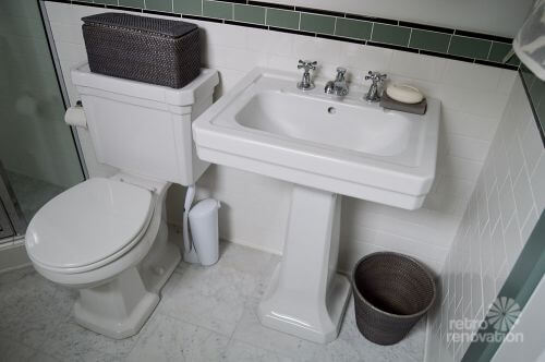 waterworks toilet sink