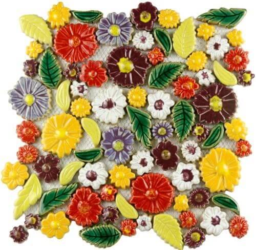 Merola-Tile-BouquetPerennial
