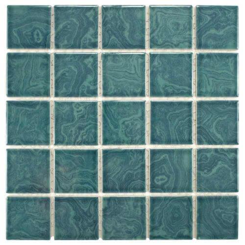 Merola tile Resort Palm green