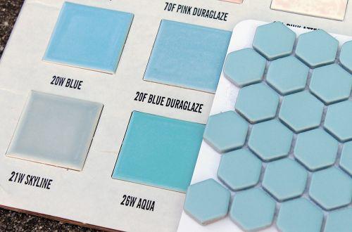 blue-ceramic-tile-vintage