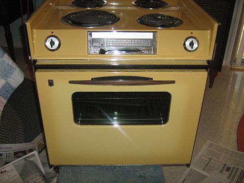 refinishing-vintage-stove