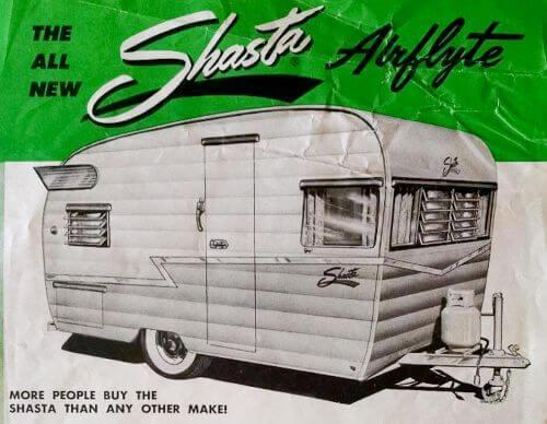1961 shasta trailer