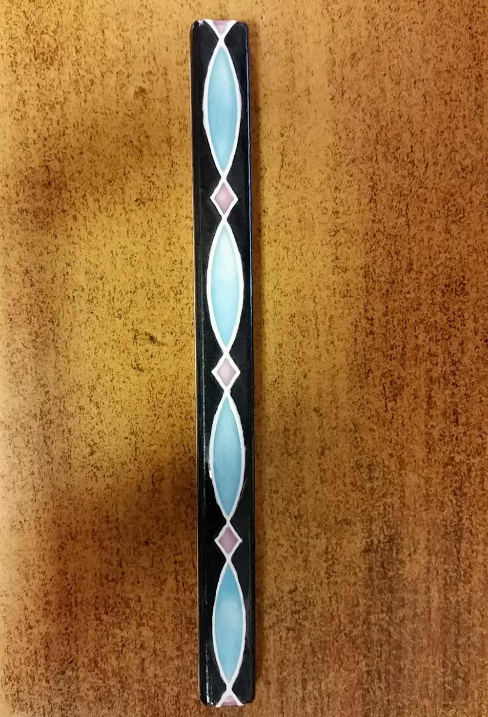 retro handpainted-liner-tile