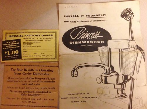 princess-dishwasher-faucet-brochure