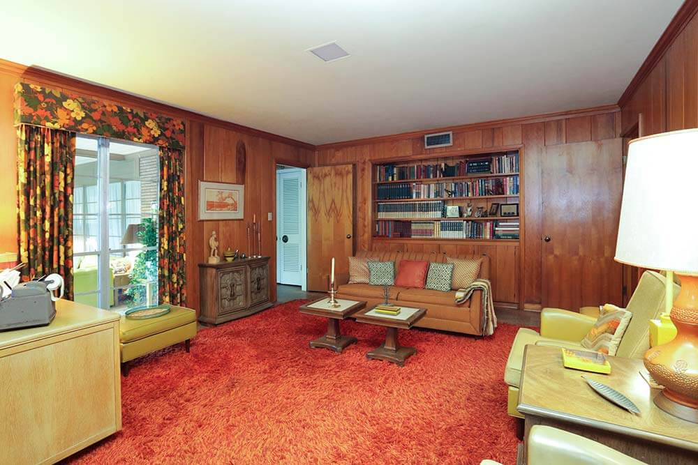 1954 Texas Time Capsule House Interior Design Perfection