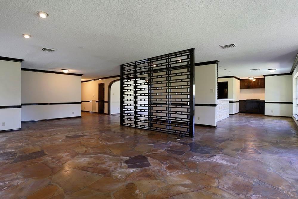 Mid Century Modern Room Divider