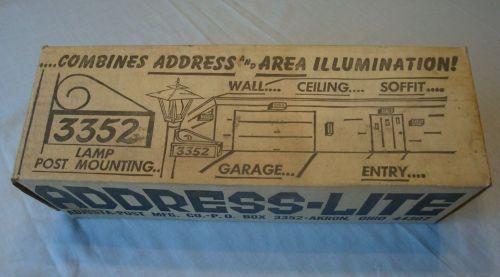 address-light-box