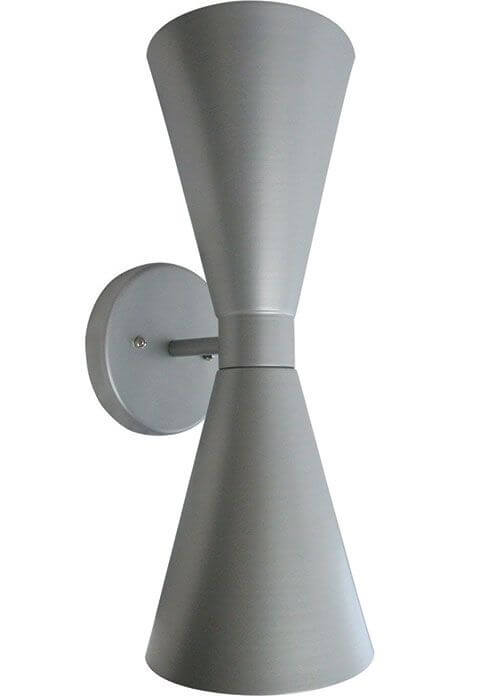 bowtie-cone-sconce-lights