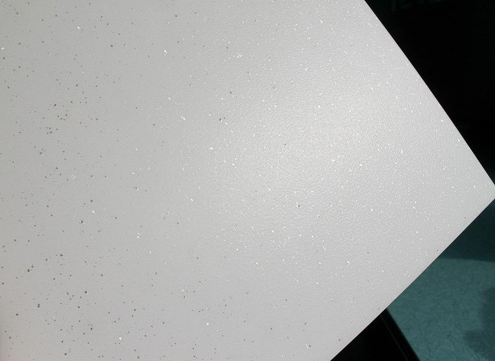 Glitter vinyl floor tile we found a source retro for Glitter vinyl flooring