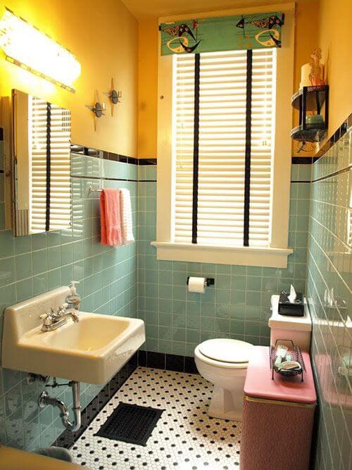 vintage-aqua-tile-bathroom