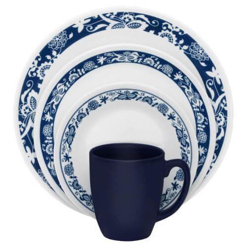 Corelle True Blue pattern