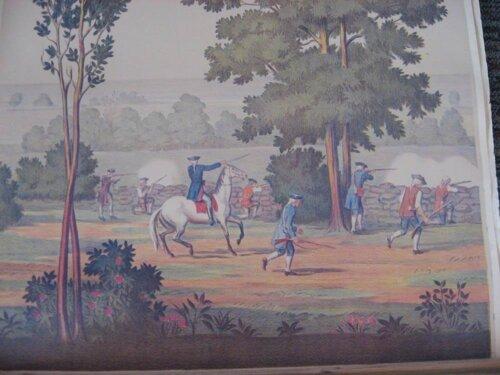 Full Room Vintage Wallpaper Murals By The Schmitz Horning