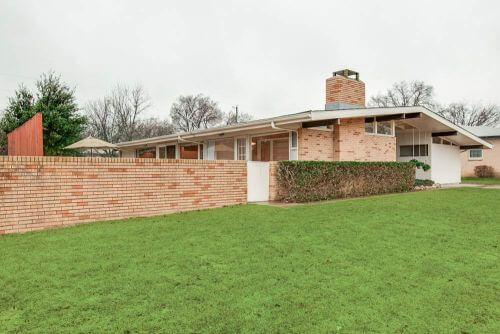 1958 midcentury idea house
