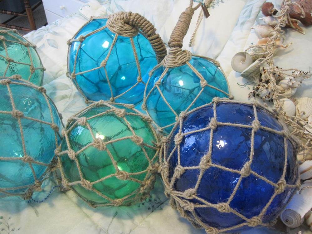 Glass Floats For Your Tiki Bar At Homegoods Mom Scores A
