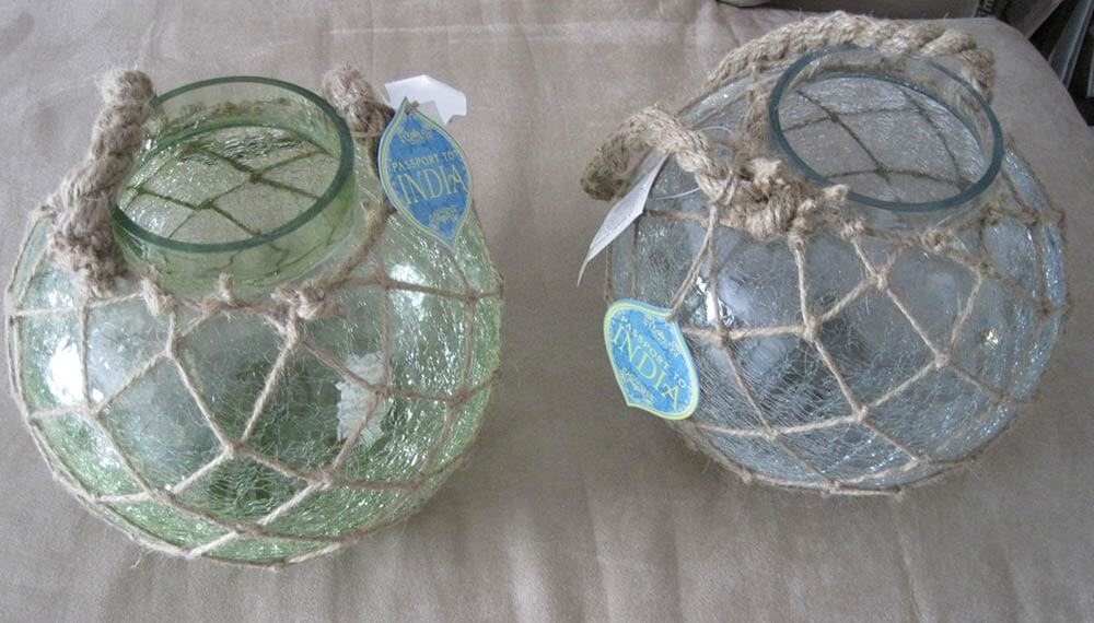 glass floats for your tiki bar at homegoods - mom scores a mother, Reel Combo