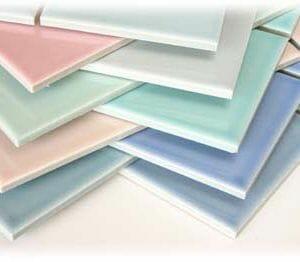 midcentury tile colors