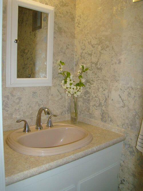 midcentury-peach-bathroom