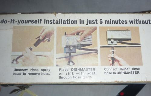vintage dishmaster