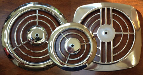 Nutone Chrome Exhaust Fan Cover Still Available As A