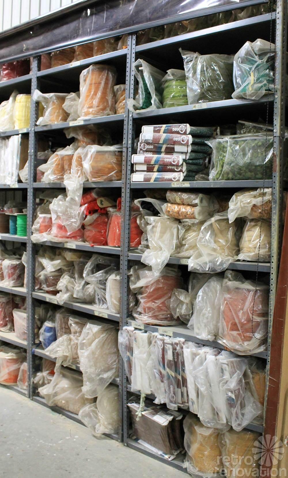 Shelf Full Of Trim