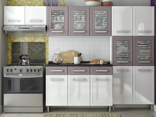 bertolini steel kitchen cabinets gourmet door style