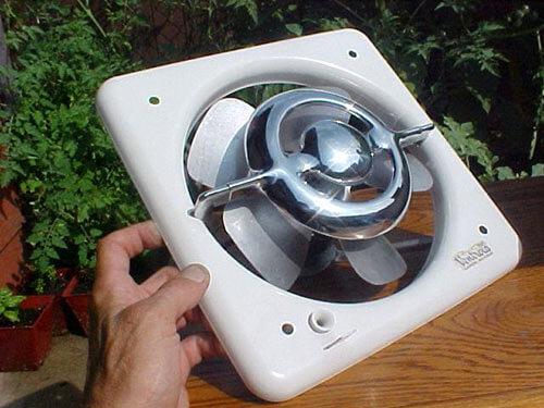 Kitchen Wall Exhaust Fan : Beautiful ventrola kitchen exhaust fan nos woddity
