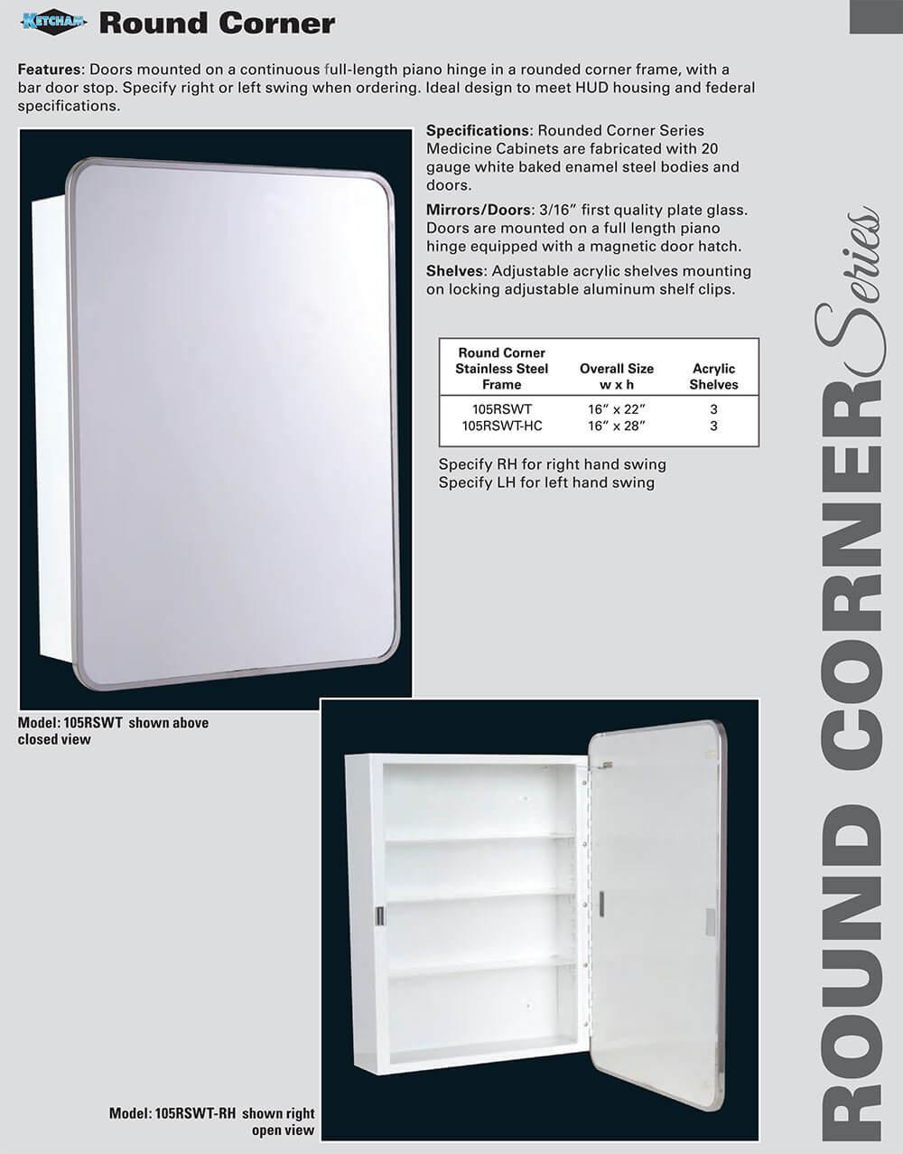 Medicine Cabinet Frame