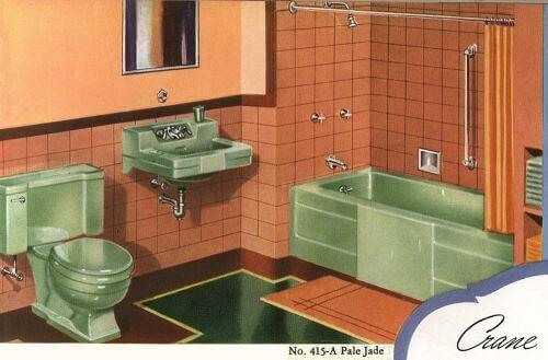 pale jade bathroom