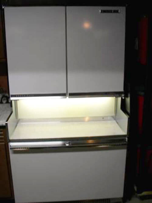 The 1964 Ge Americana Refrigerator-freezer