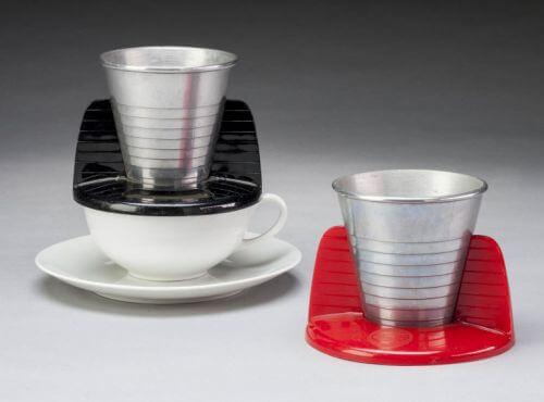 Vintage one cup coffee maker