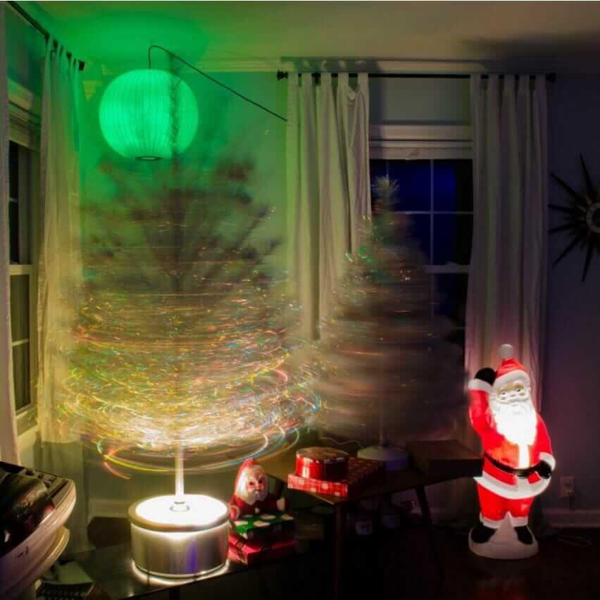 spinning-aluminum-christmas-tree