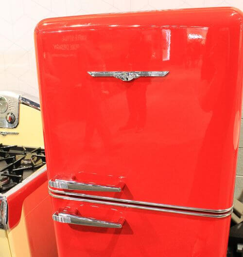retro style appliances