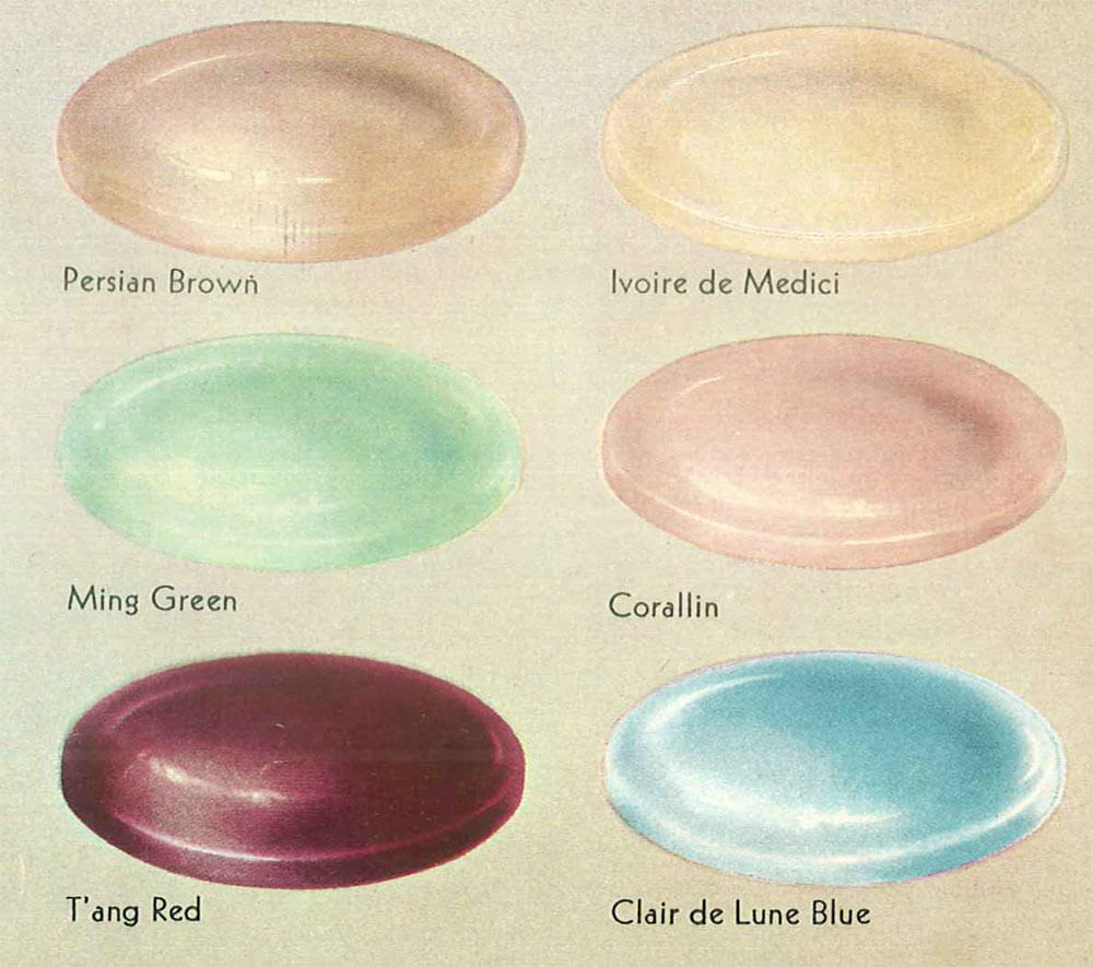 Decorating A Beige Bathroom Color History And Ideas From Six Manufacturers From 1927 To 1962