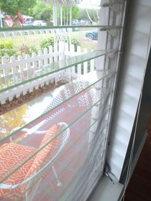 retro windows jalousie