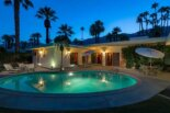 Palm Springs retro house
