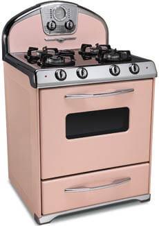 retro pink range