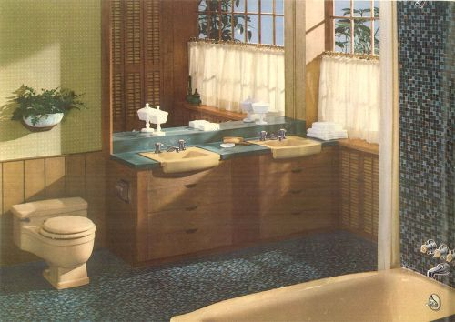 Decorating A Beige Bathroom Color History And Ideas From