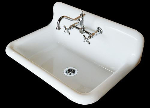 vintage kitchen sink