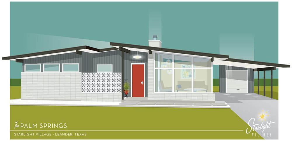Mid century modern homes for sale in austin texas - Home modern