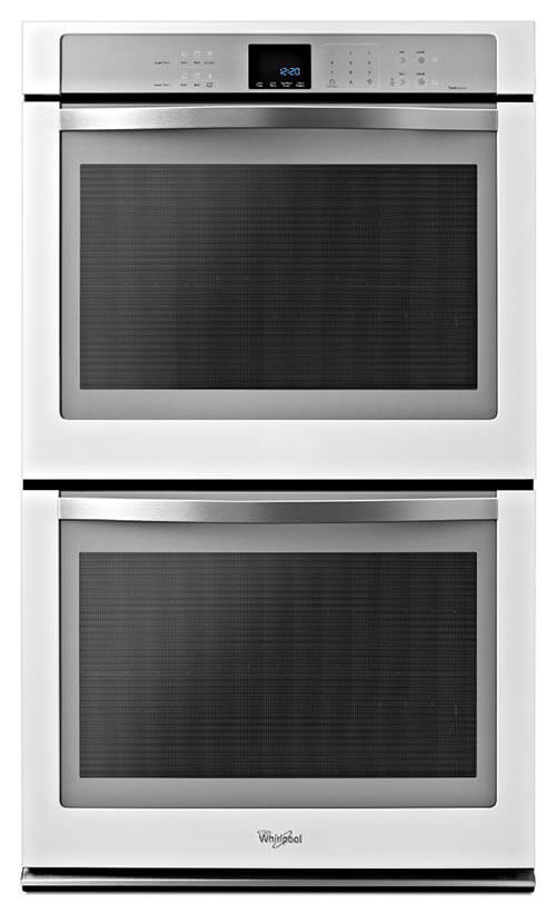 whirlpool white ice appliances
