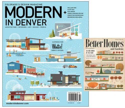 midcentury modern houses
